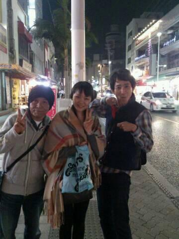 沖縄に来ました!